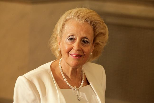 Η πρόεδρος του Αρείου Πάγου Βασιλική Θάνου. Μήνυσε τον καθηγητή Σταύρο Τσακυράκη επειδή της άσκησε κριτική!