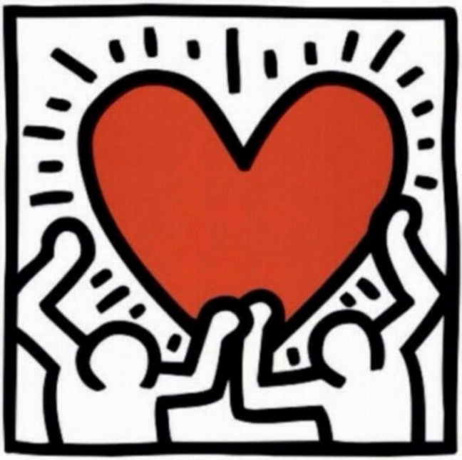 Keith Haring, To μήνυμα